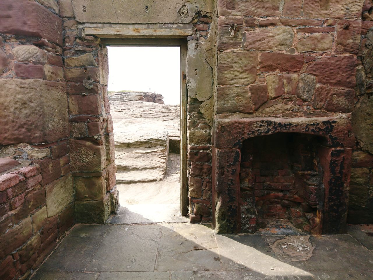 Architecture Built Structure Abandoned Old Ruin No People Hilbre Island Merseyside West Kirby Lifeboat Station...