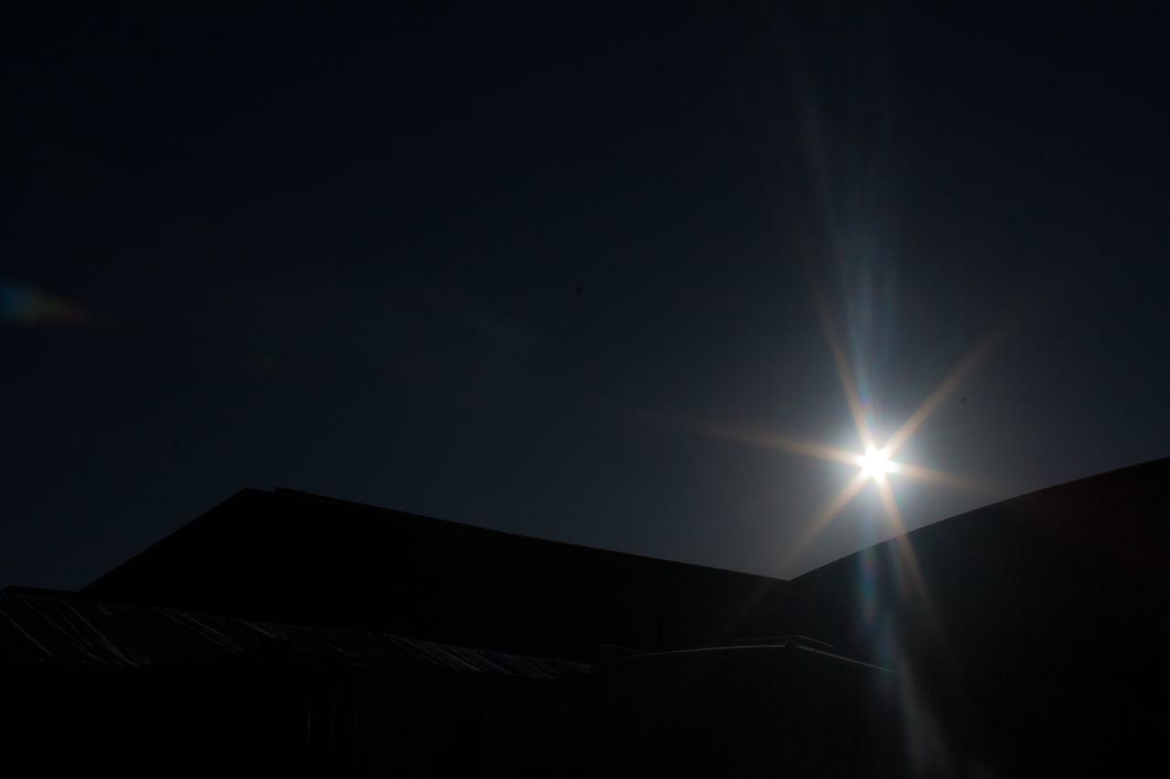 Low Exposure Sun Low Exposure Sun Sun Flare Sun Glare Sun Light Sun Lounger