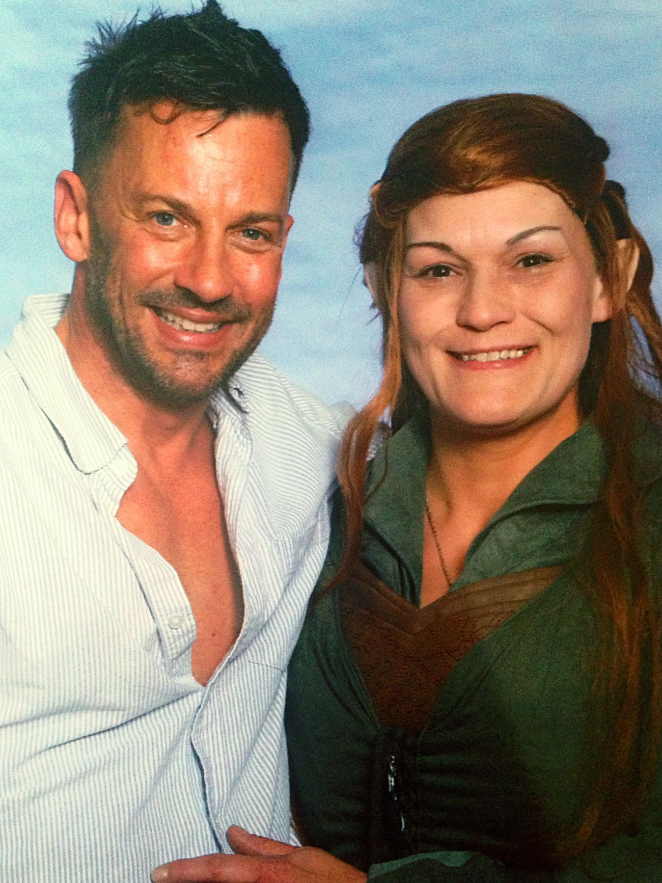 Middle Earth Cosplay HobbitCon 2016 with Craig Parker