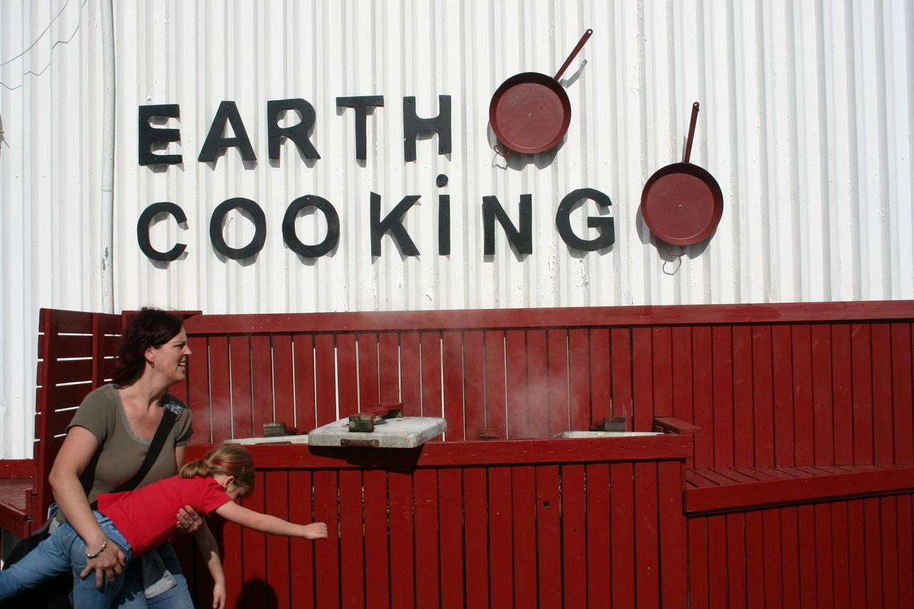 Close-up Cooking Day Earth Cooking Food Geothermal  Geothermal Cooking Humor Iceland Iceland Memories People Red Restaurant ıceland Memories