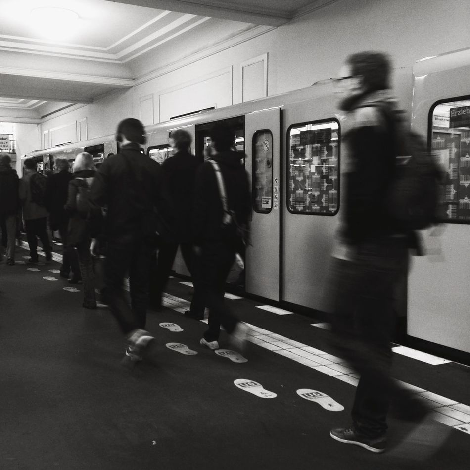 Streetphotography Blackandwhite AMPt_community Follow The Steps