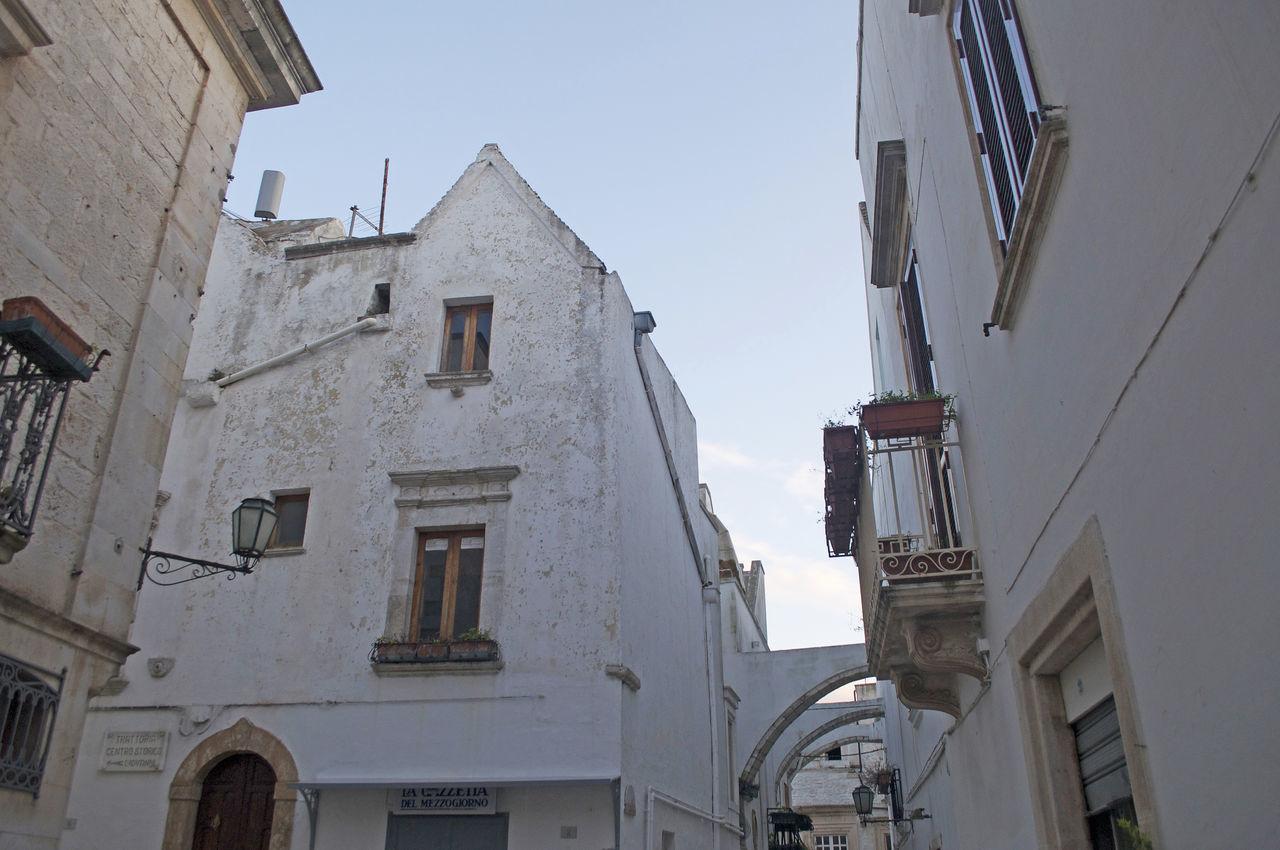 Abitazioni Architecture Architecture Architettura Bianco Houses Locorotondo Puglia Stradine White