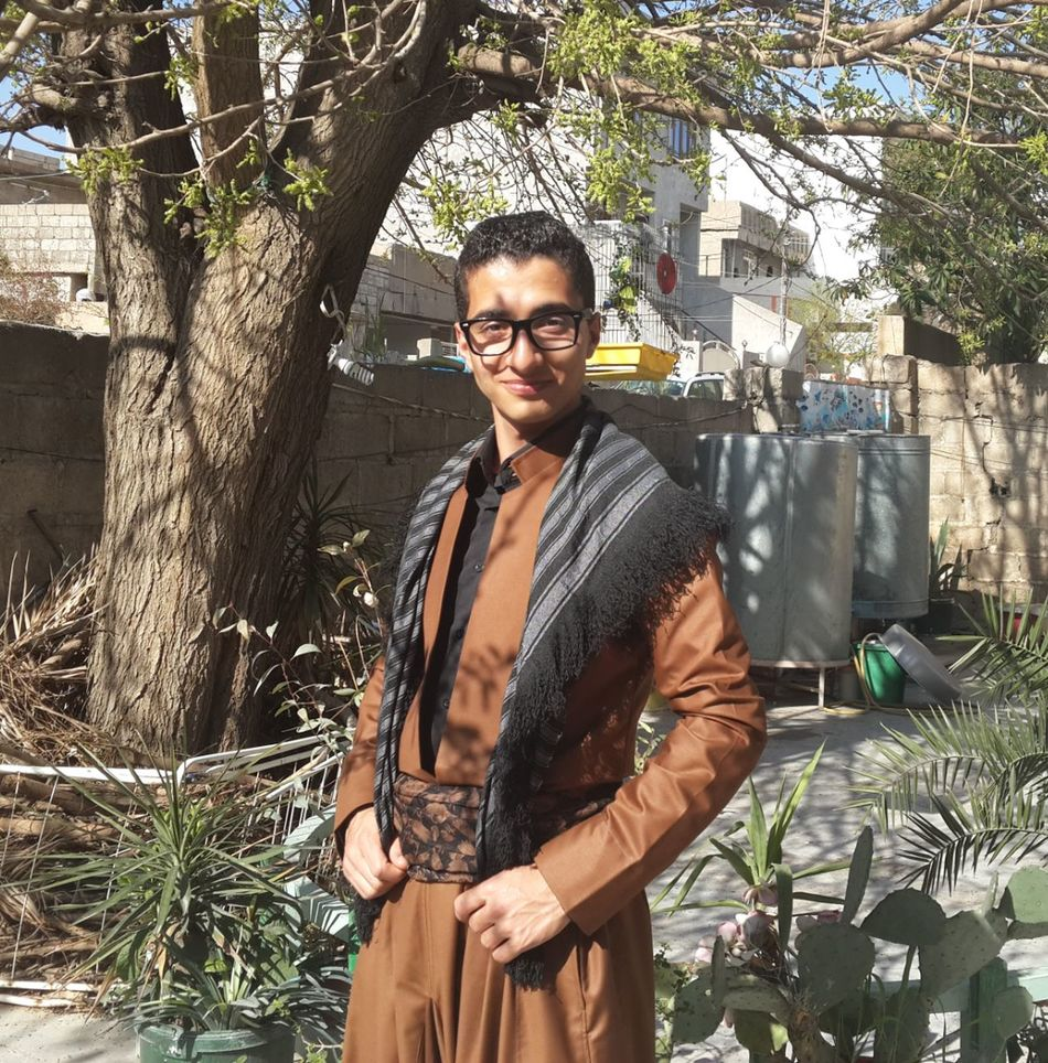 That's Me Kurdish And Proud Kurdish Clothes 10/3/2014