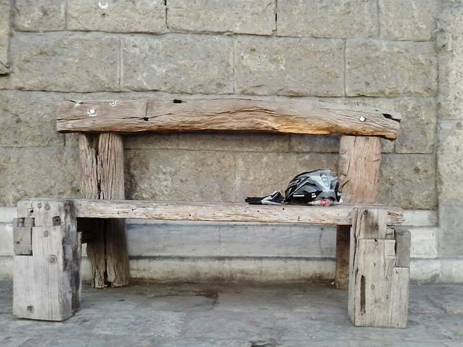 5MP Alcatel One Touch 5021E Benches Intramuros Mobile Photography Random_Pics Biking By…