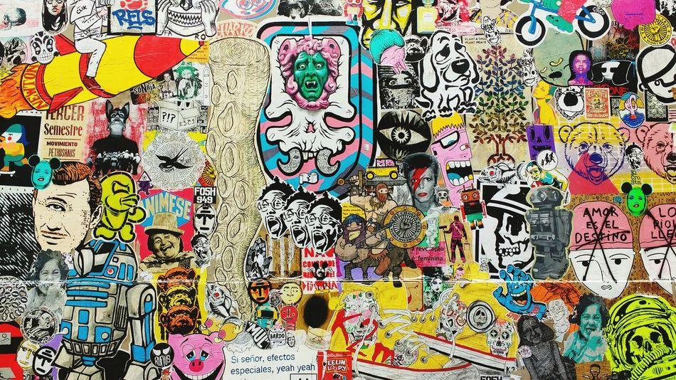 Palermo, Buenos Aires Street Art Wall Art