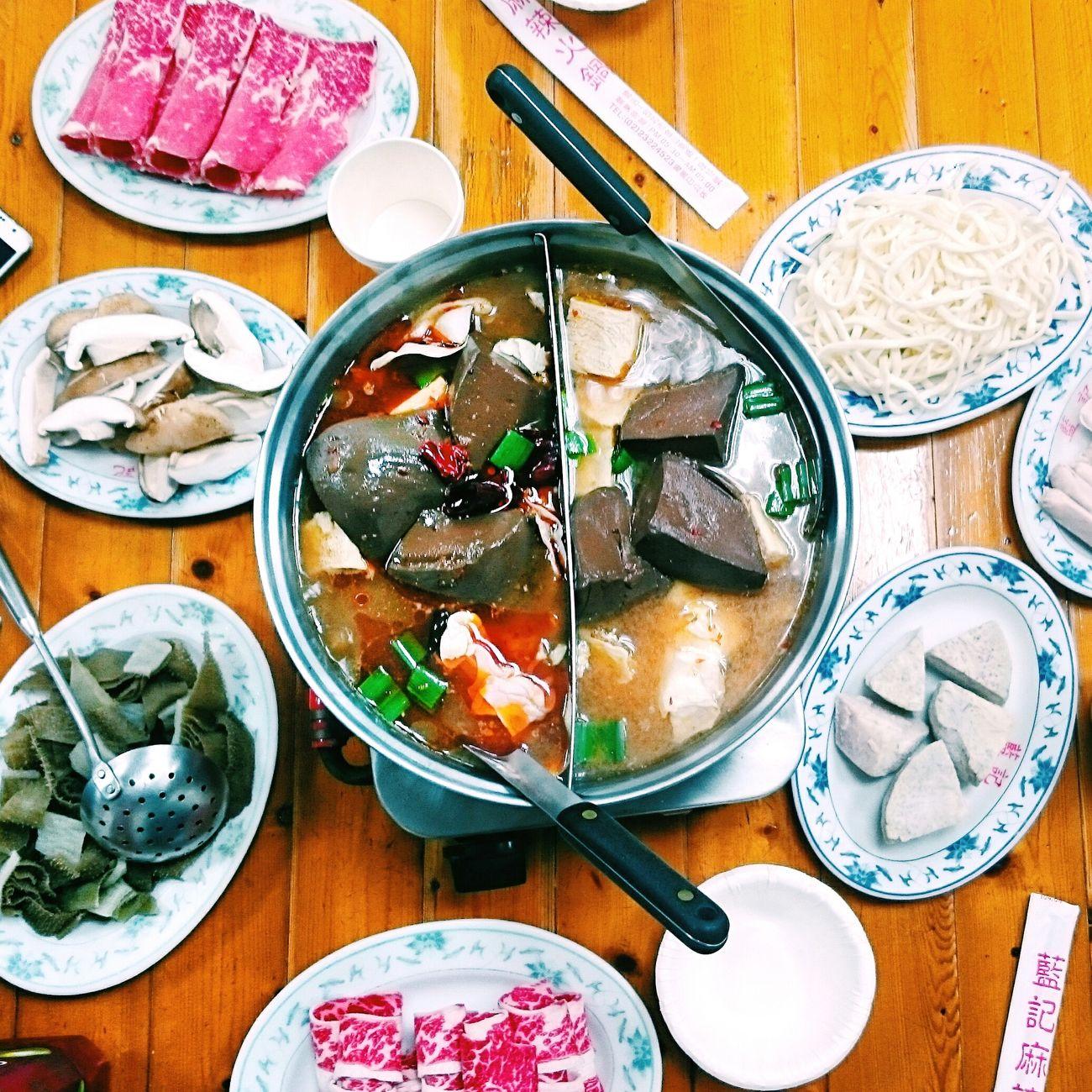 晚餐🍴。 Hot Pot 麻辣鍋