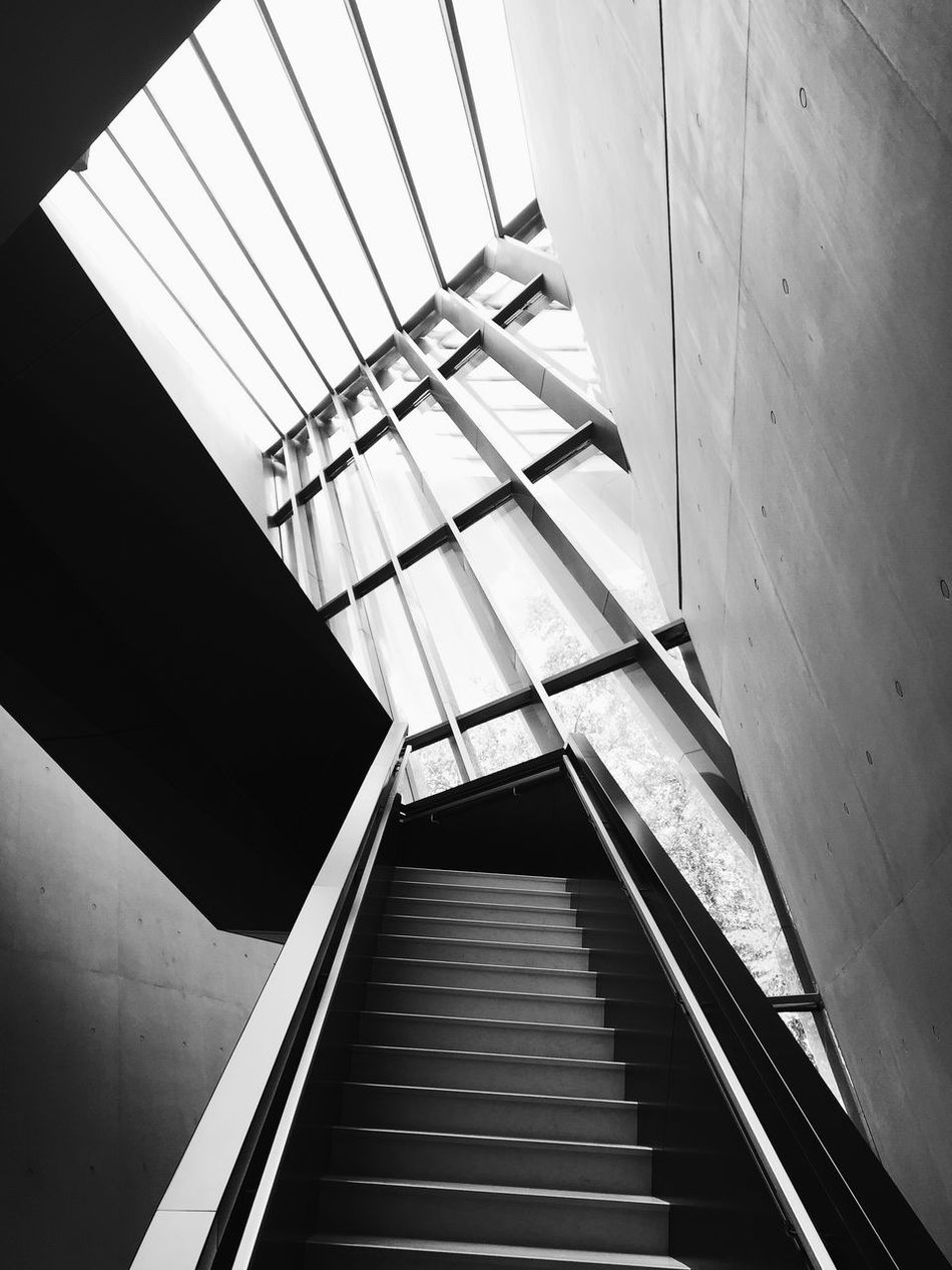 Steps Staircase Built Structure Architecture Low Angle View Steps And Staircases No People Railing Building Exterior The Way Forward Indoors  Day Stairs