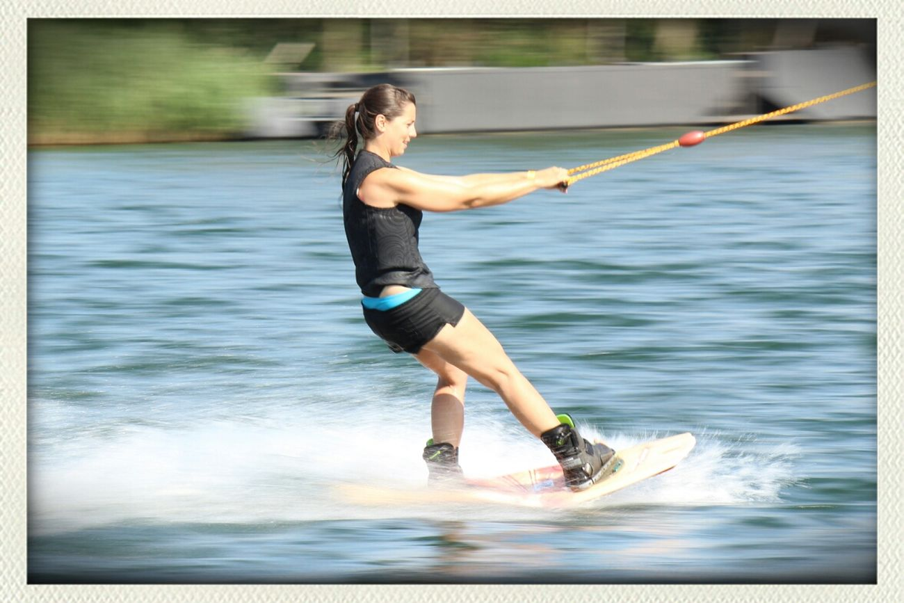 Mitzieher Wakeboarding Watersports Wake Boarding