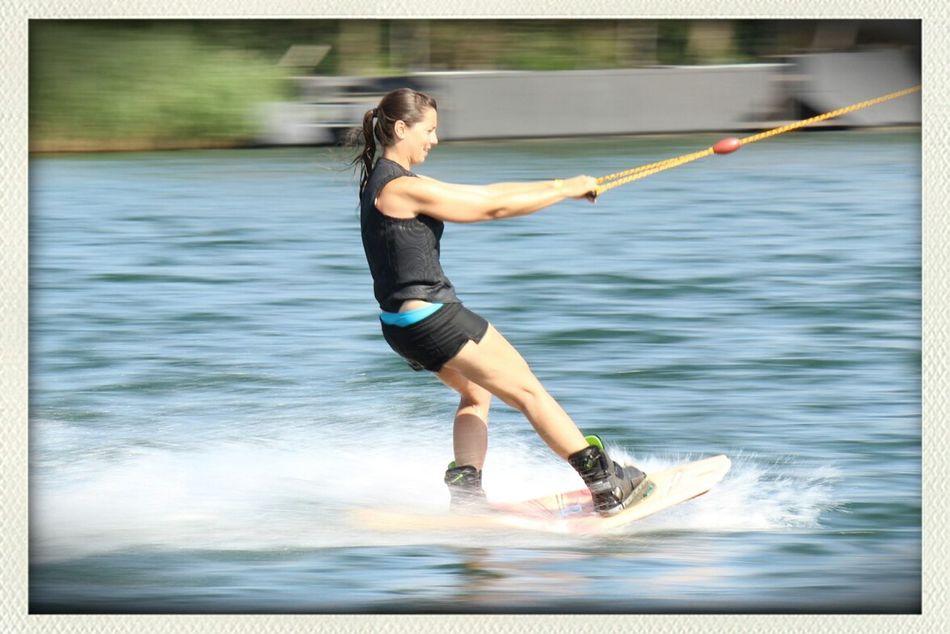 Mitzieher Wakeboarding Watersports Wake Boarding