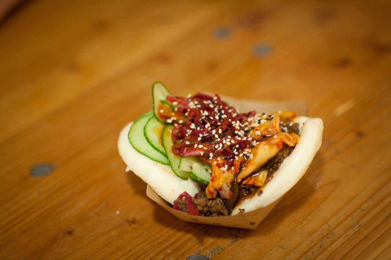 Kimchi Korean Food Streetfood