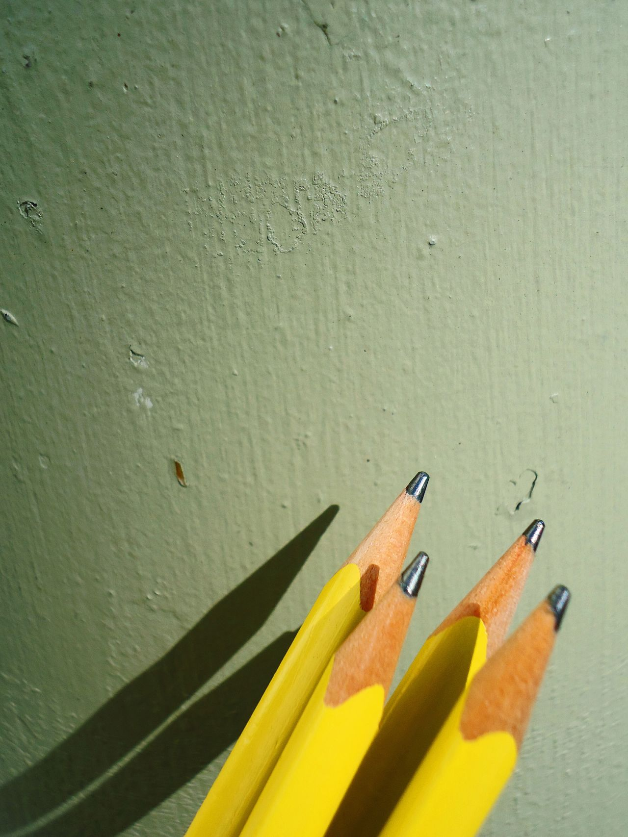 Beautiful stock photos of pencil, Close-up, Day, Education, Four Objects