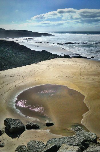 Getting Away From It All Outdoors Sea Goodvibes Winter Winterbeach Naturalpool