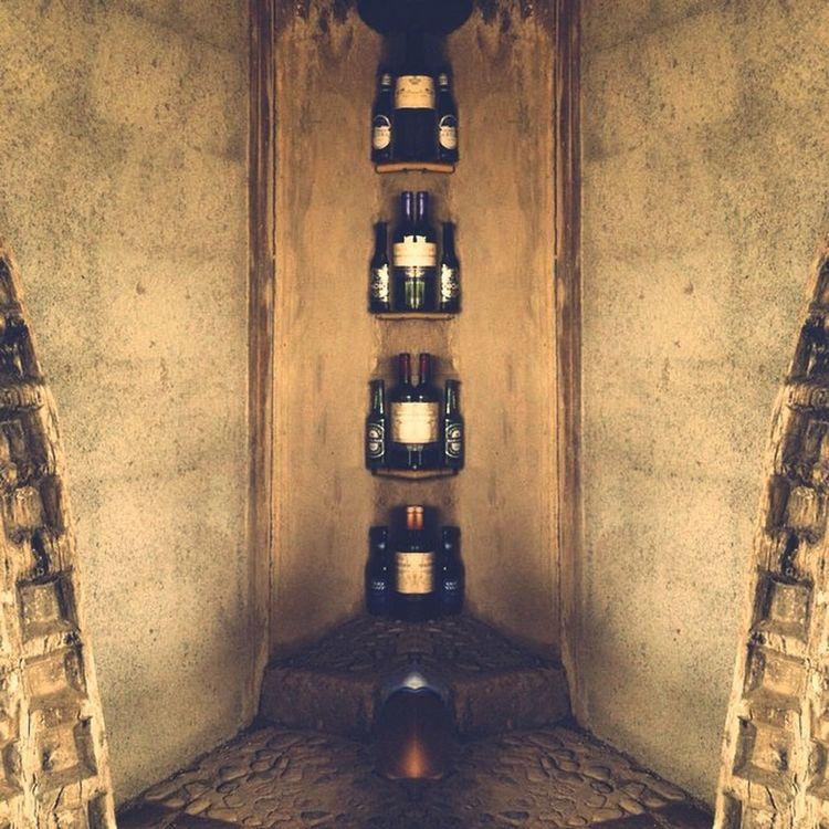 Botellas Ilusion Ilusions Pared Hermosillo Sonora México Day19