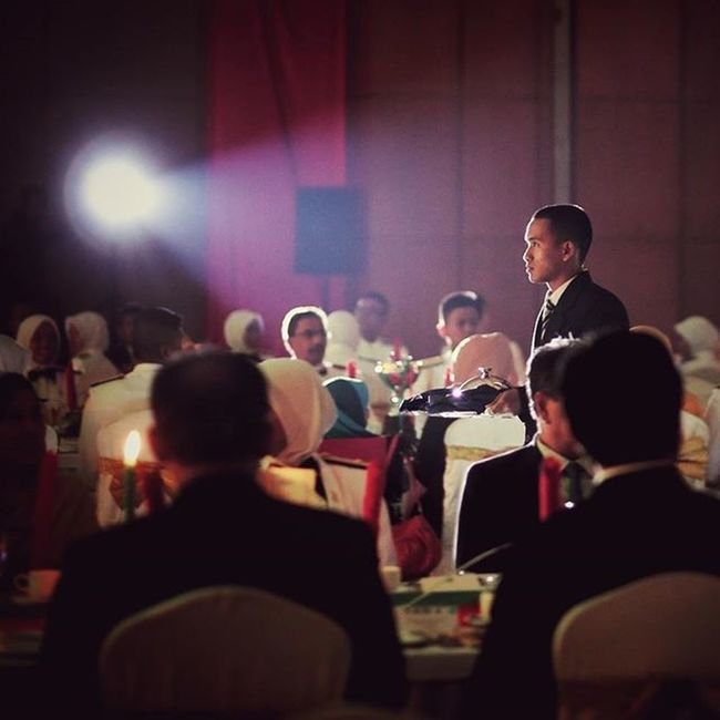 Majlis Pentauliahan dan makan malam Rejimental Palapes Vscocam Vscomalaysia VSCO Ukm Palapes RoyaleBintang Tuanku Royal Soldier USIM Imagebyizwan Dinner Regimental Protocol