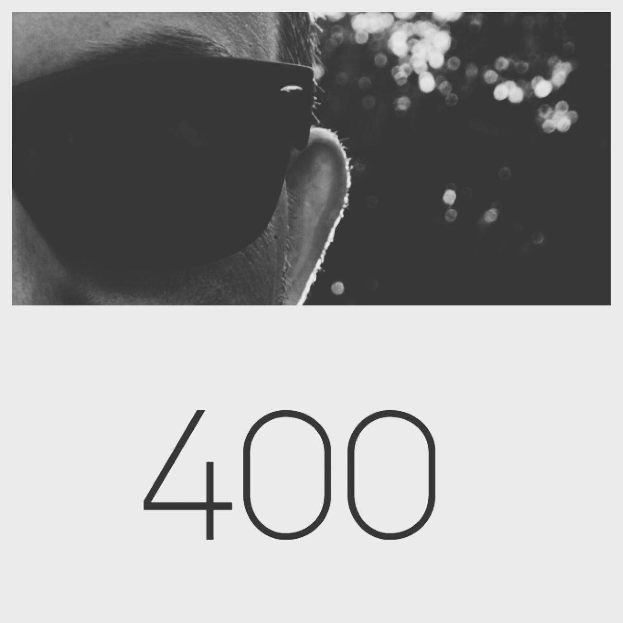 People Follower Followers 400 Thank You Thankyou Danke  Follow Me :) Followme Follow Sunglasses Black And White