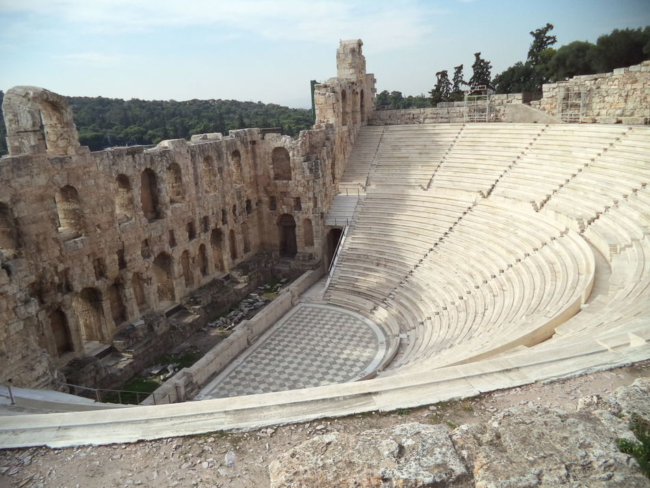 Beautiful stock photos of athens, Amphitheater, Ancient Civilization, Ancient Greece, Architecture