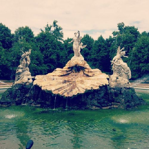 Amazing place Clivesden Beaut Fountain