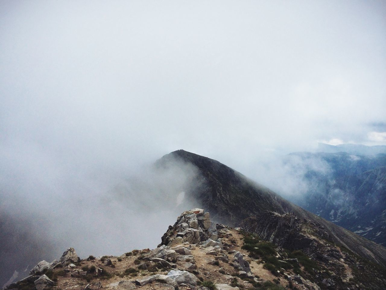 Beautiful stock photos of mountains, , Copy Space, Day, Fog