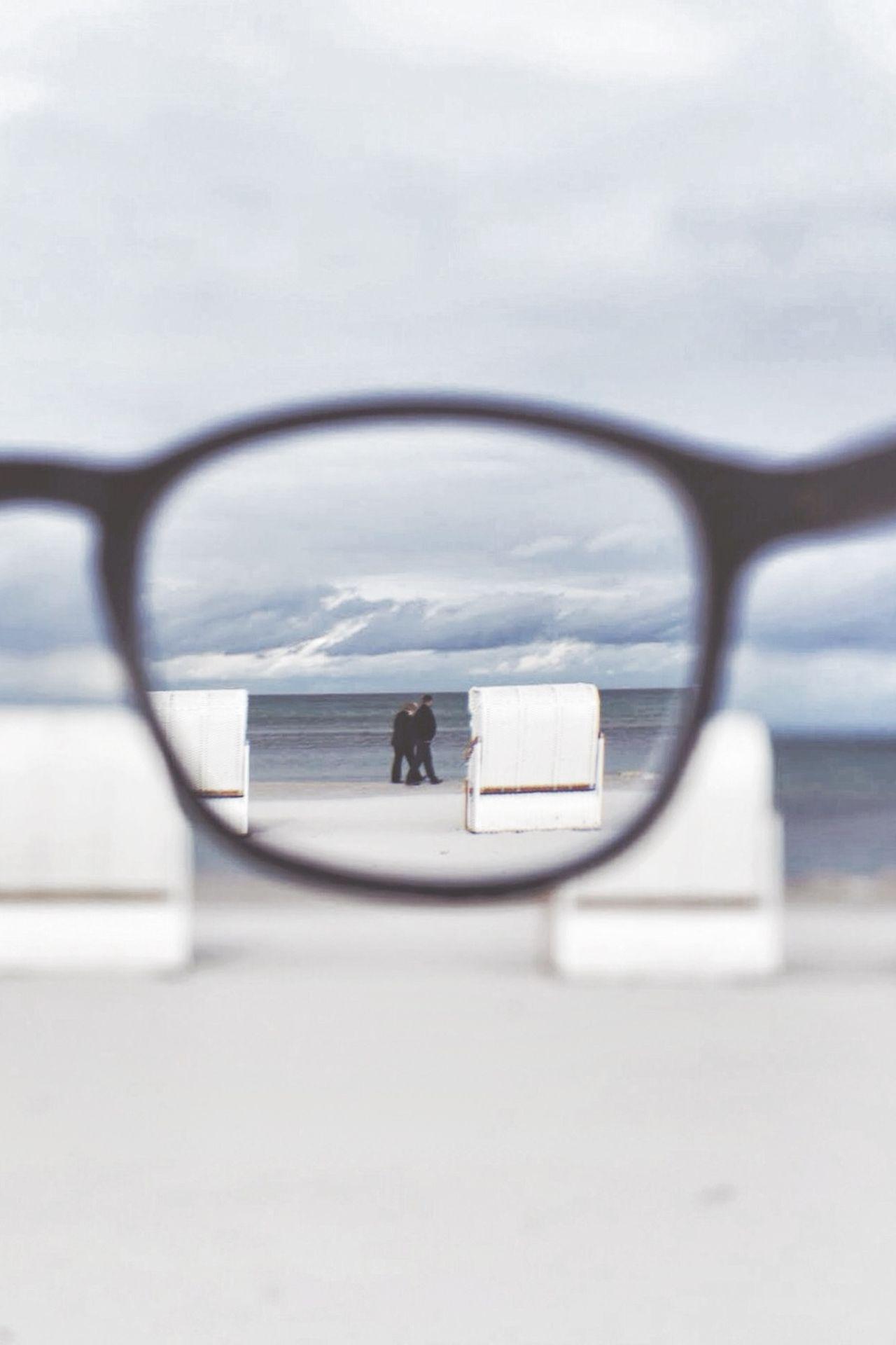 Beautiful stock photos of weather, Beach, Cloud - Sky, Day, Eyeglasses