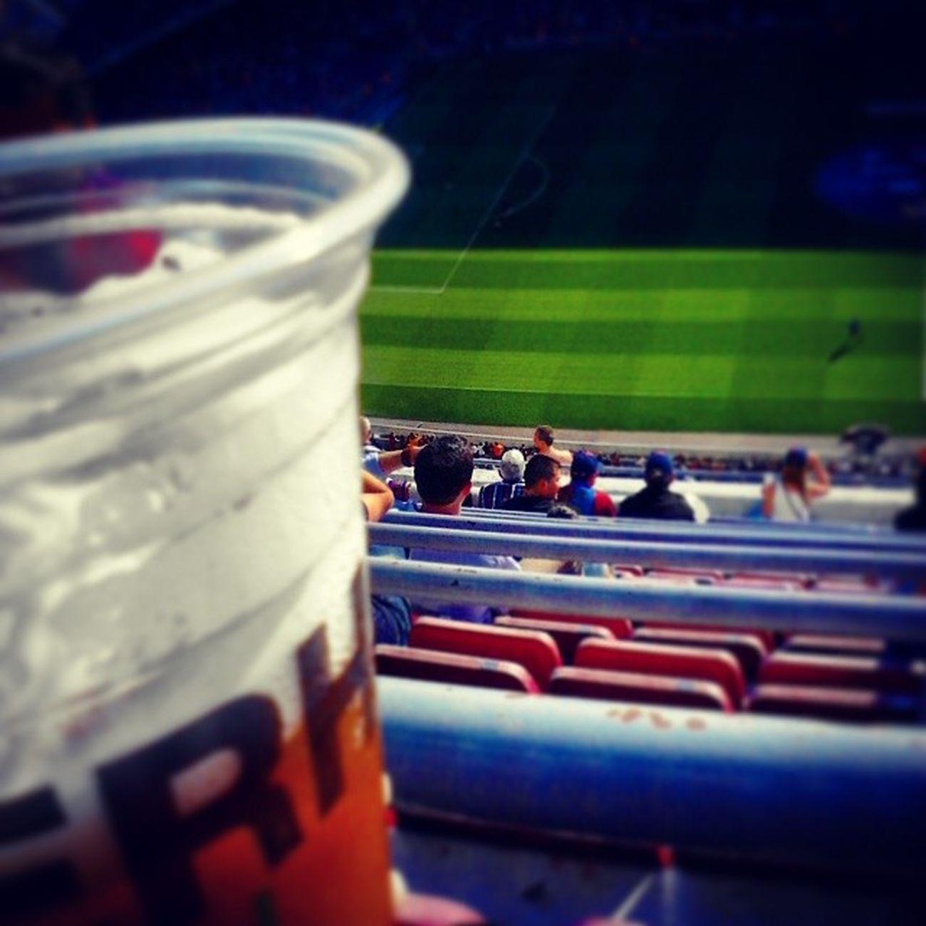 Barcelona Barcelonagram Noucamp FCBarcelona  stadium beer happytimes bcninspira lescorts