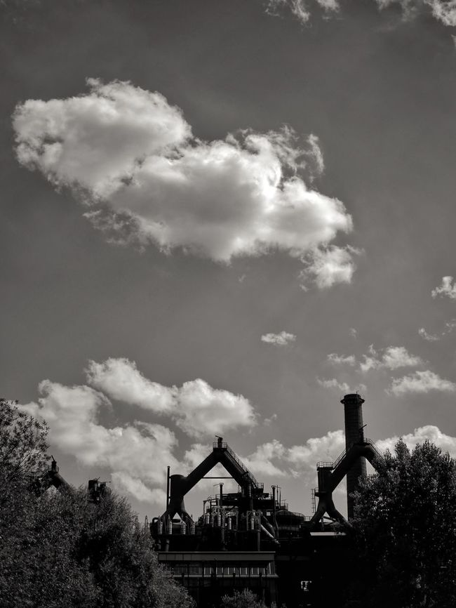 Photo GERMANY🇩🇪DEUTSCHERLAND@ Völklingerhütte Abandoned Museum Völklingen
