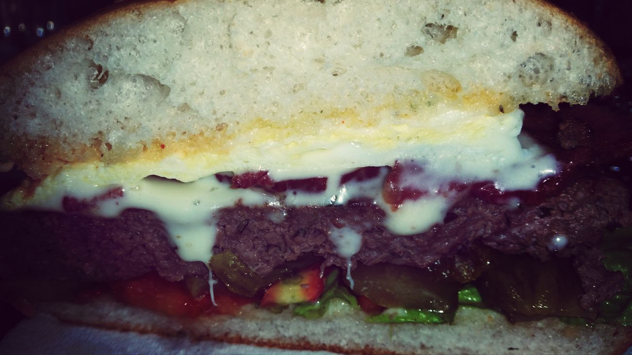 Finest burgers in ggn Cheese! First Eyeem Photo