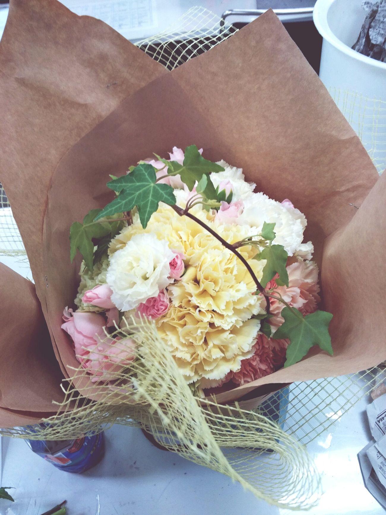Flower カーネーション 花束