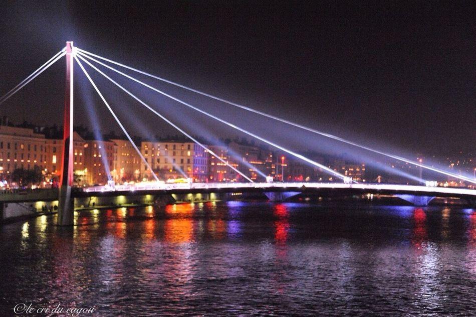 Bridge PONT LYON france Showcase: November Lecriducagou Check This Out Hello World