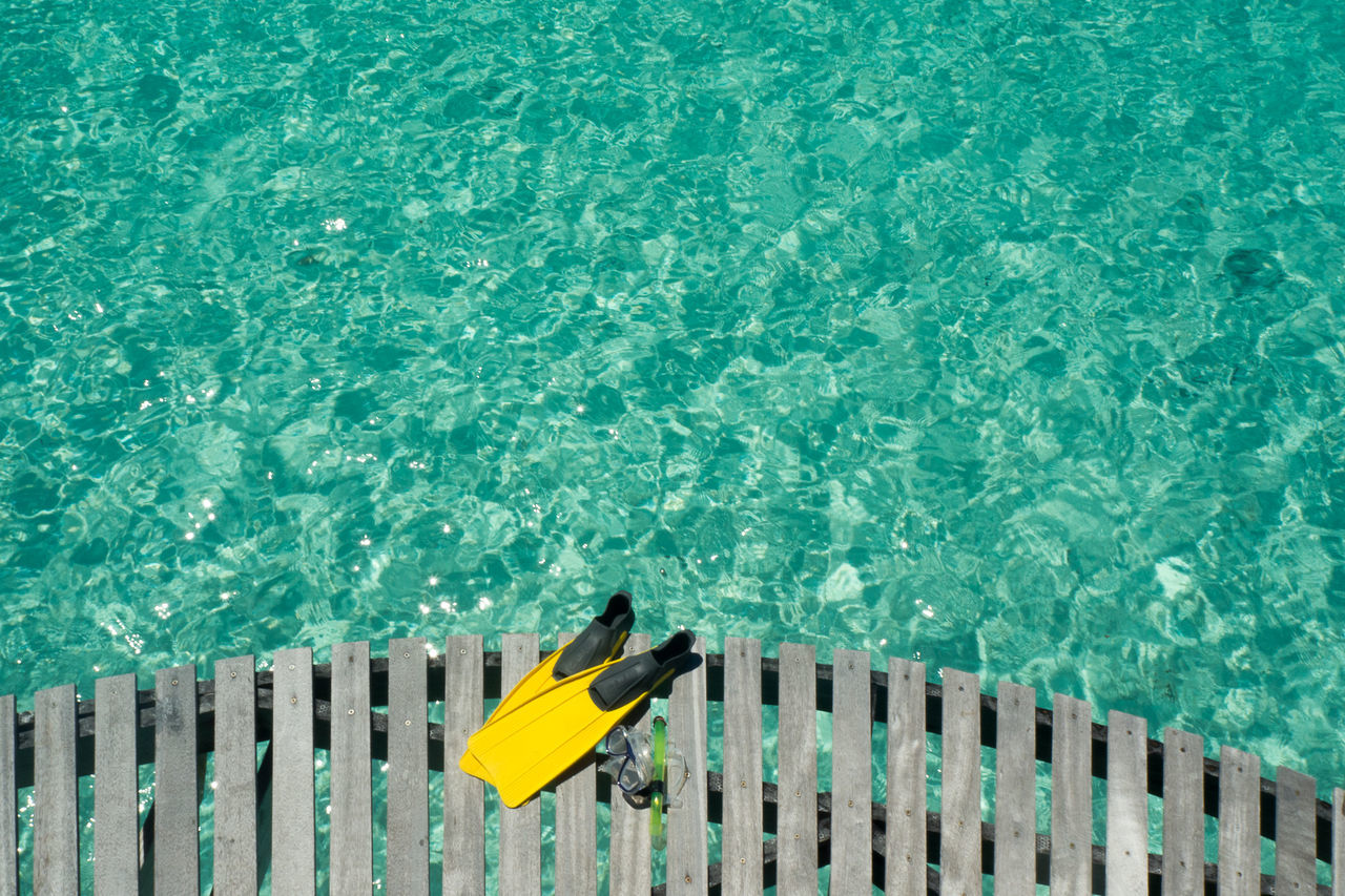 Beautiful stock photos of bora bora, Aquatic Sport, Day, Diving Equipment, Diving Flipper