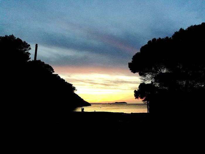 Beautifulday ☀️ Eivissa Horizon Over Water Nature Ibiza Beauty In Nature Clear Sky Calasalada EivissaIbizEivissa 🍒❤ Tree Sunset Sky Nature Cloud - Sky Sea Architecture Vacations Beauty In Nature Outdoors No People Galaxy Milky Way Astronomy Day