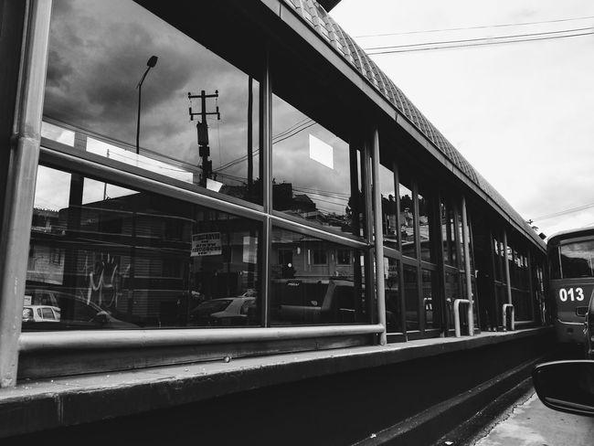 Monochrome Photography Public Transport Railroad Station Platform EyeEm Best Shots - Landscape EyeEm Gallery Photo Of The Day EyeEm Best Shots Photography EyeEmBestPics Photooftheday EyeEm Team EyeEmGalley EyeEm Blackandwhite EyeEm Best Shots - Black + White B&w B&w Nature Old