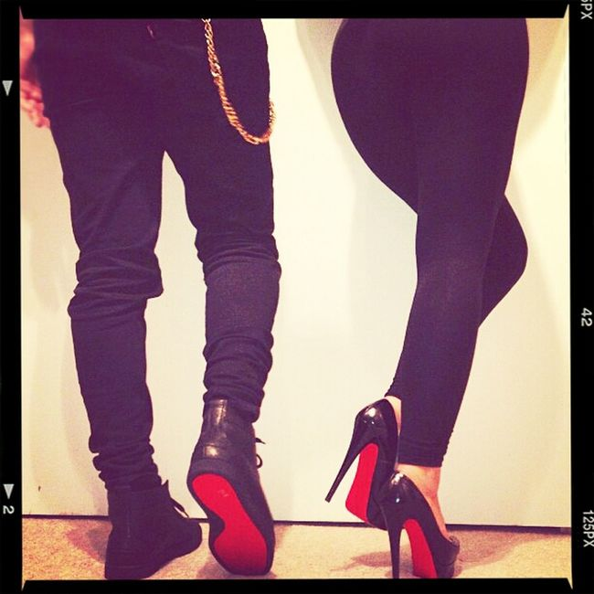 this is cute Shoes Red Cute Heels Bottoms Red Botttoms