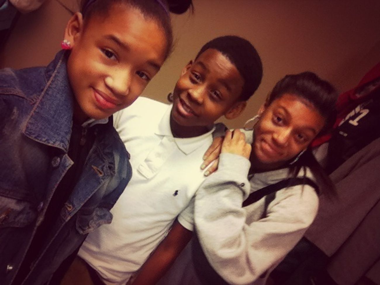 Me, Lauryn And Mariah !