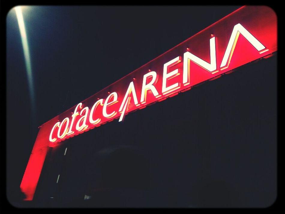 Fußballfieber Coface Arena