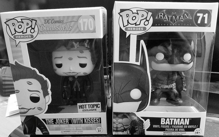 Black And White Photo Challange Day6 Collectibles