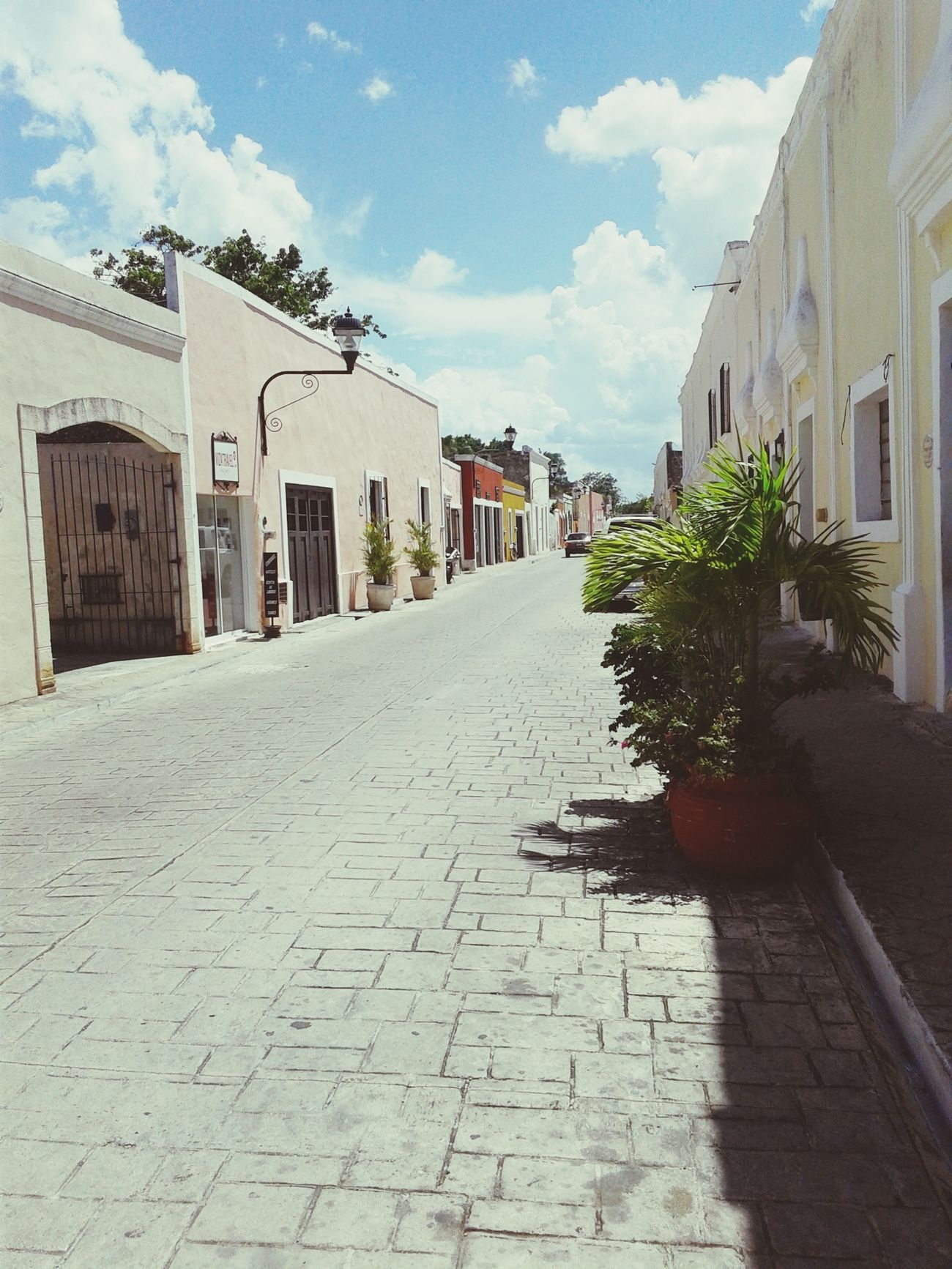 Streetphotography Taking Photos Built Structure Yucatan Mexico