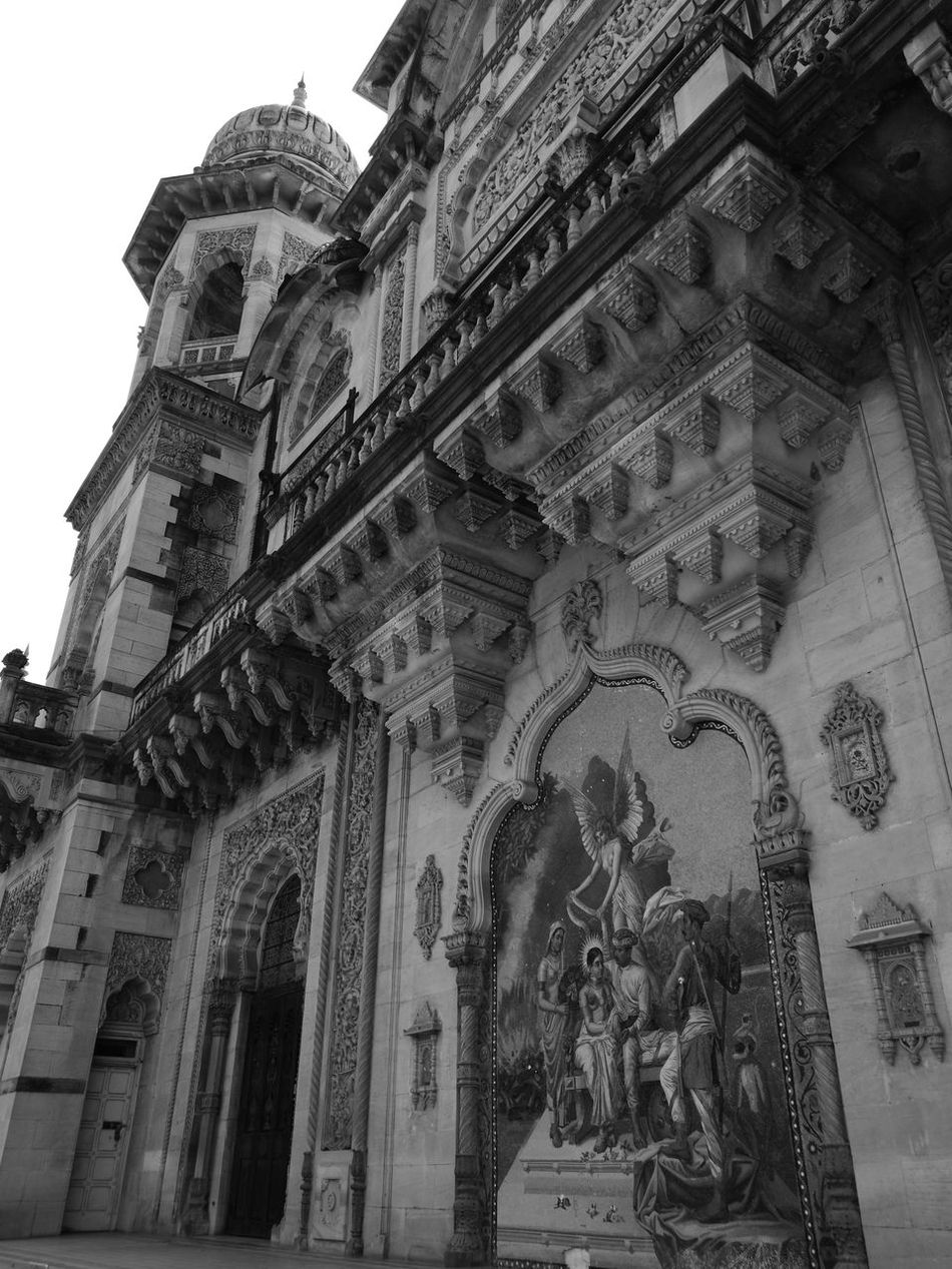 Building Exterior Architecture History Low Angle View Built Structure Outdoors Indian Architecture India