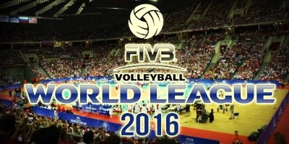 Voleyball World League 2016 Poland-Argentina Watching Match