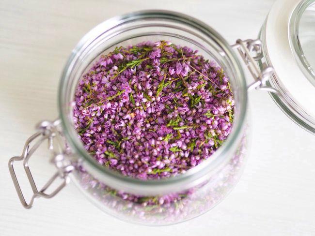 Wild Food Wild Herbs Herbal Tea Finnish Nature