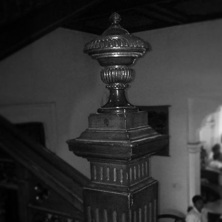 Staircase Handrail  Design Prime ministers office colombo Sri lanka architecture old Wood art awesome love