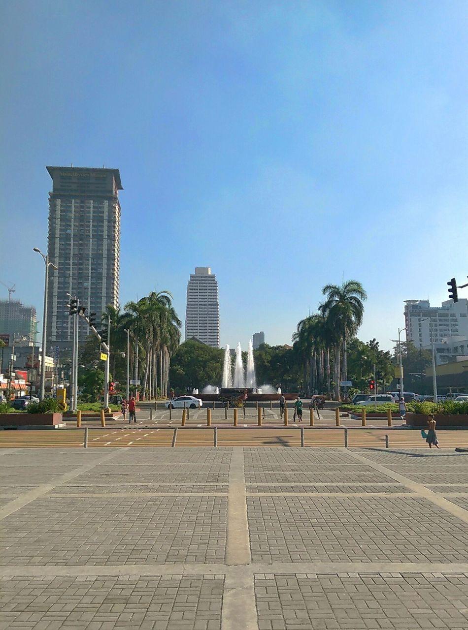 Sunny day in Manila. Mobilephotography Travel Sunnyday EyeemPhilippines Manila