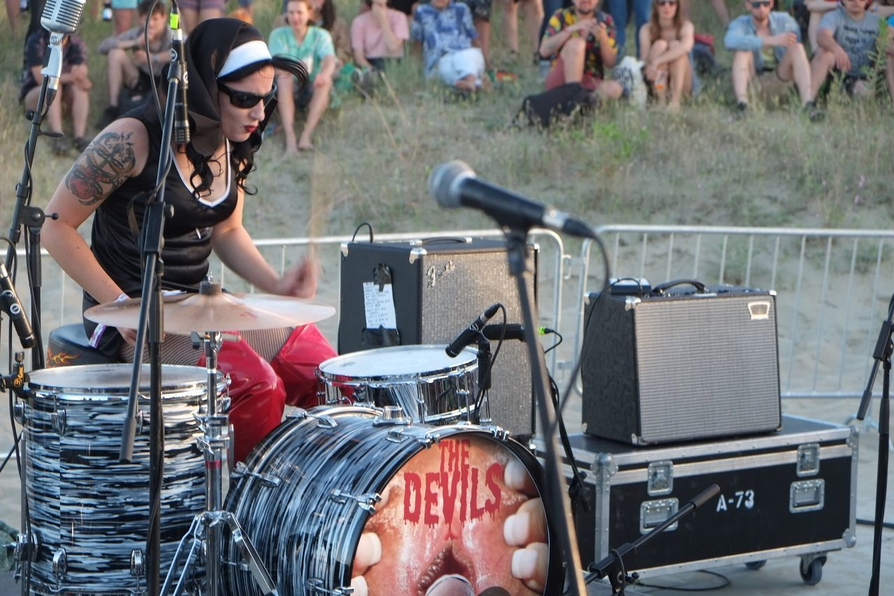 The Devils Concert Music Playing Rock Music Live Performance  Performance Music Photography  For The Love Of Music Music Festival Music Brings Us Together Music Festival Moments Live Music Stage - Performance Space Expression Lifestyles Festival Arts Culture And Entertainment