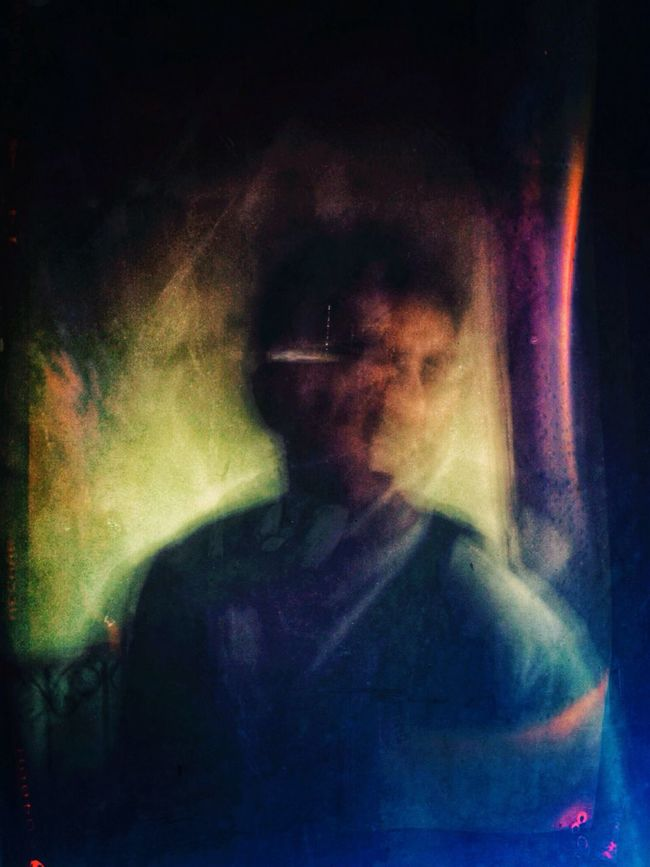 Rohan Fineart Experimental Blur Blurry