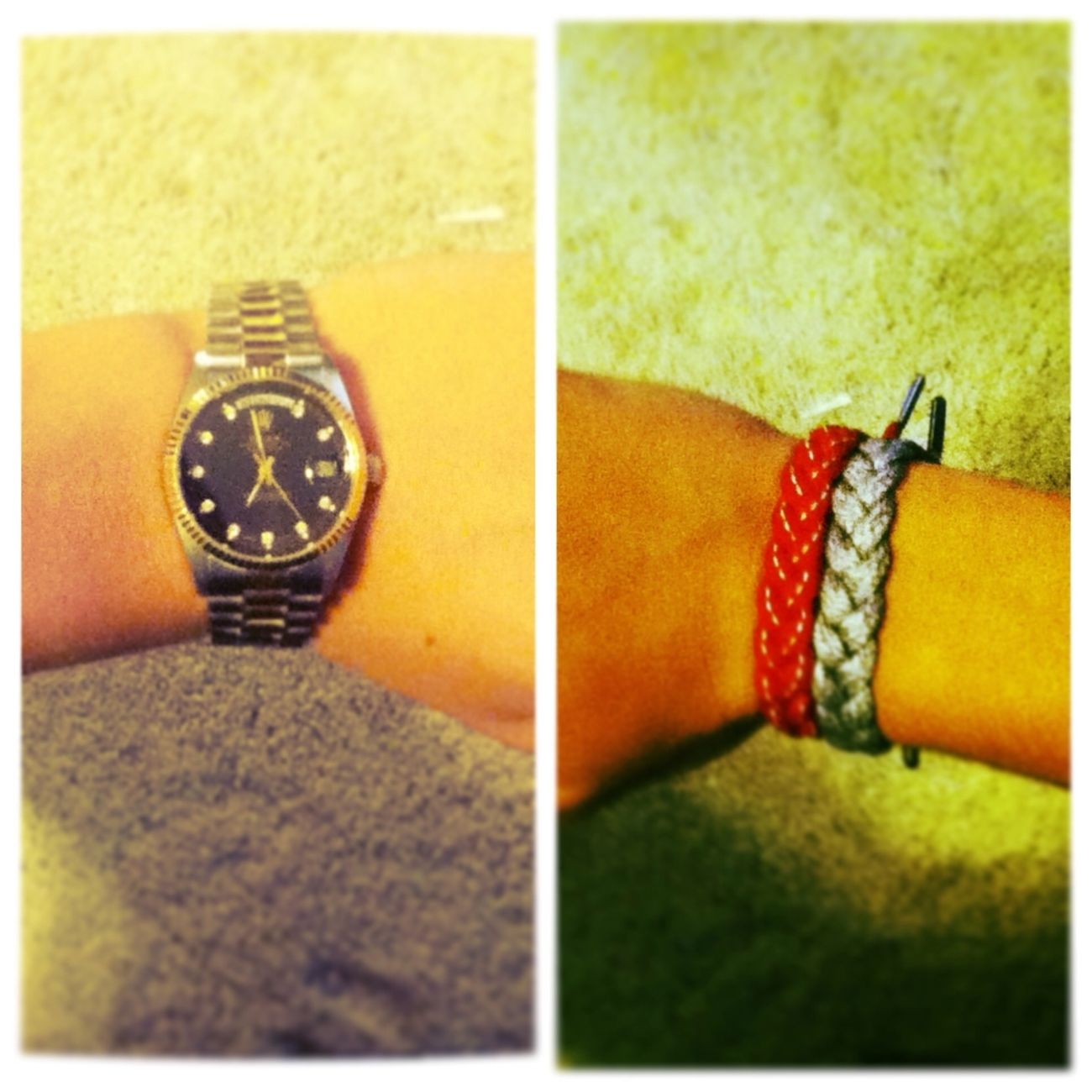 My Wrist Game Tho >>>