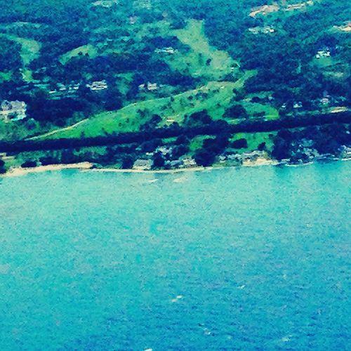 Landing in Jamaica Paradise Relaxing
