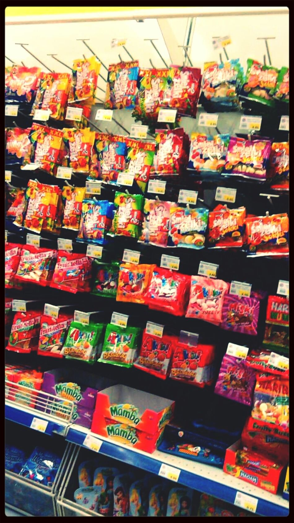 I <3 jellys Sweets Jellys Shopping Hungry