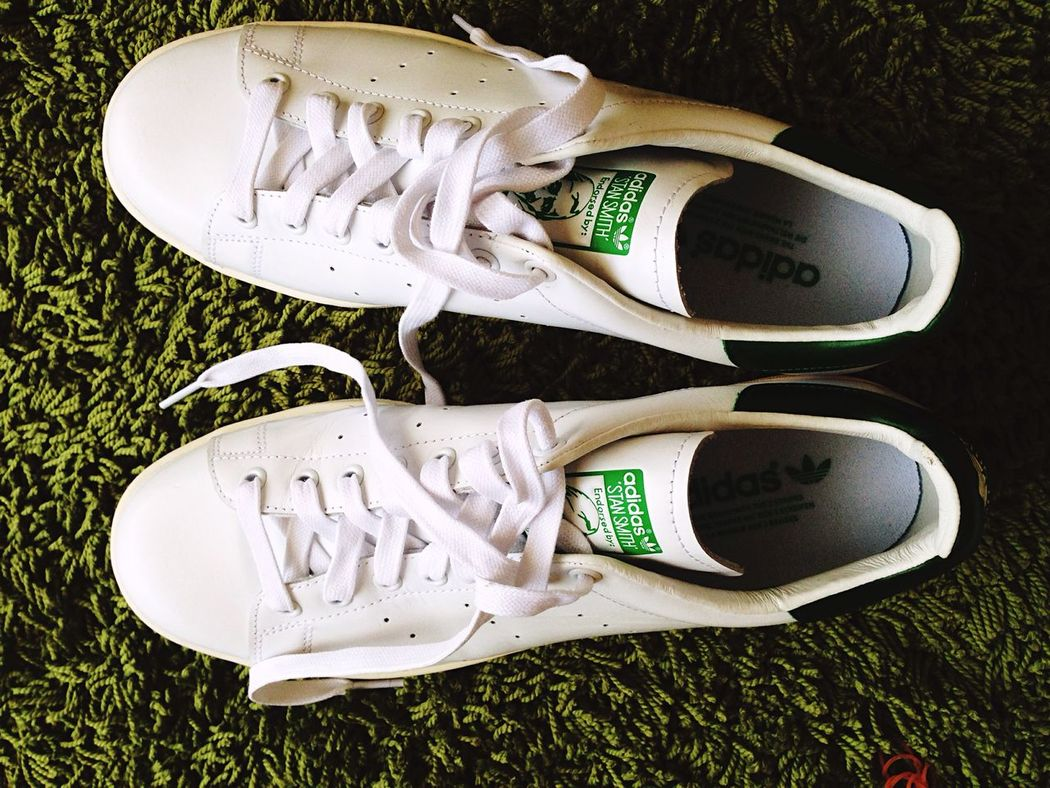 Adidas AdidasStanSmith Green Nice Nicetomeetyou アディダス スタンスミス はじめまして 乗り遅れ
