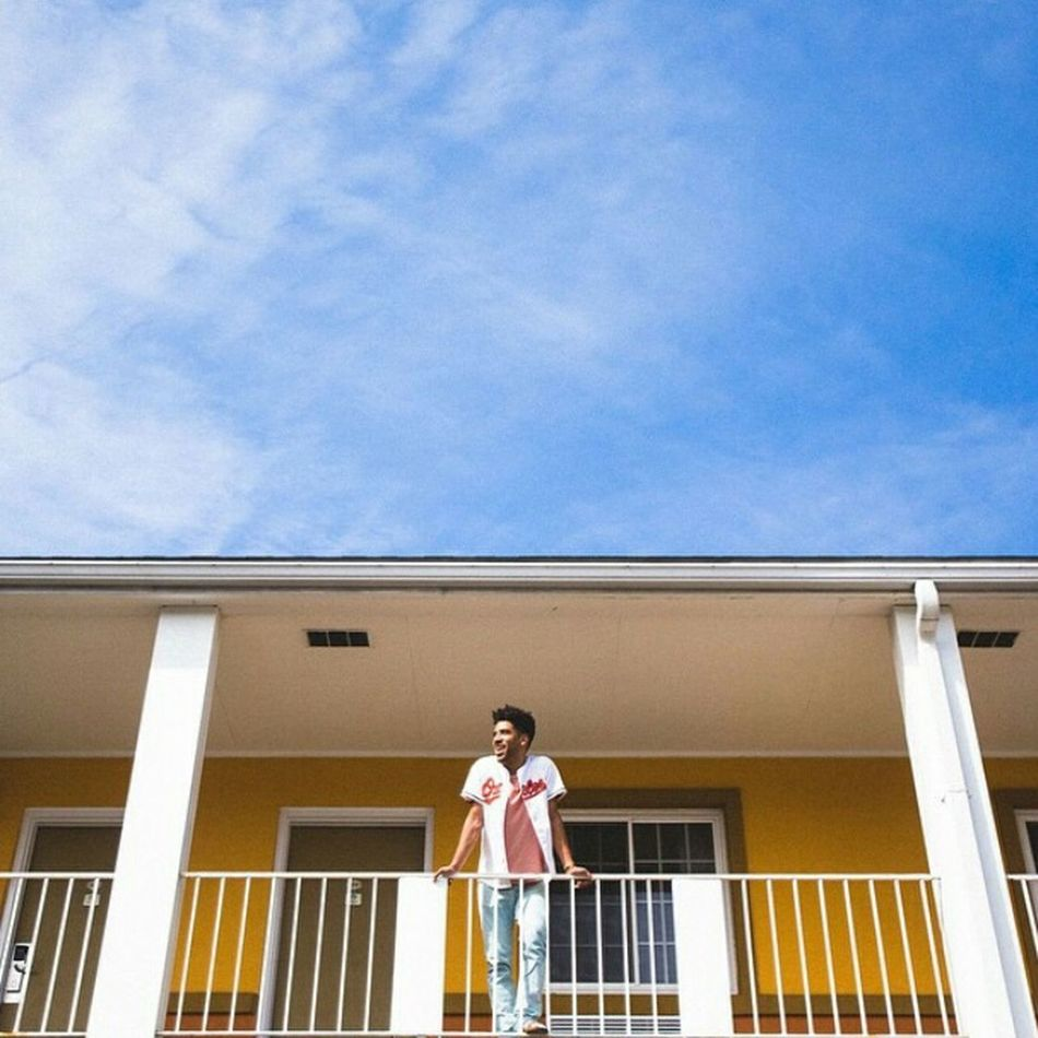 KYLE. Superduperkyle Kyle Sky Blue Sky Urbanstyle Streetstyle Street Fashion Urban Fashion Gorgeous Aesthetics Model Fashion Photography