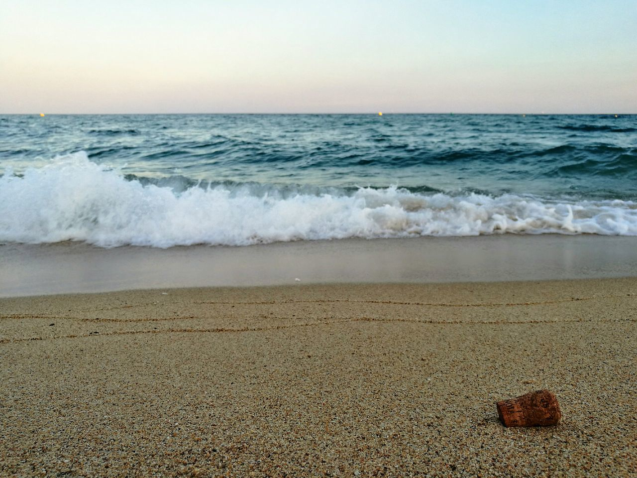 Seaside Message In A Bottle Corks Tranquility Sea Beachside Sand And Sea