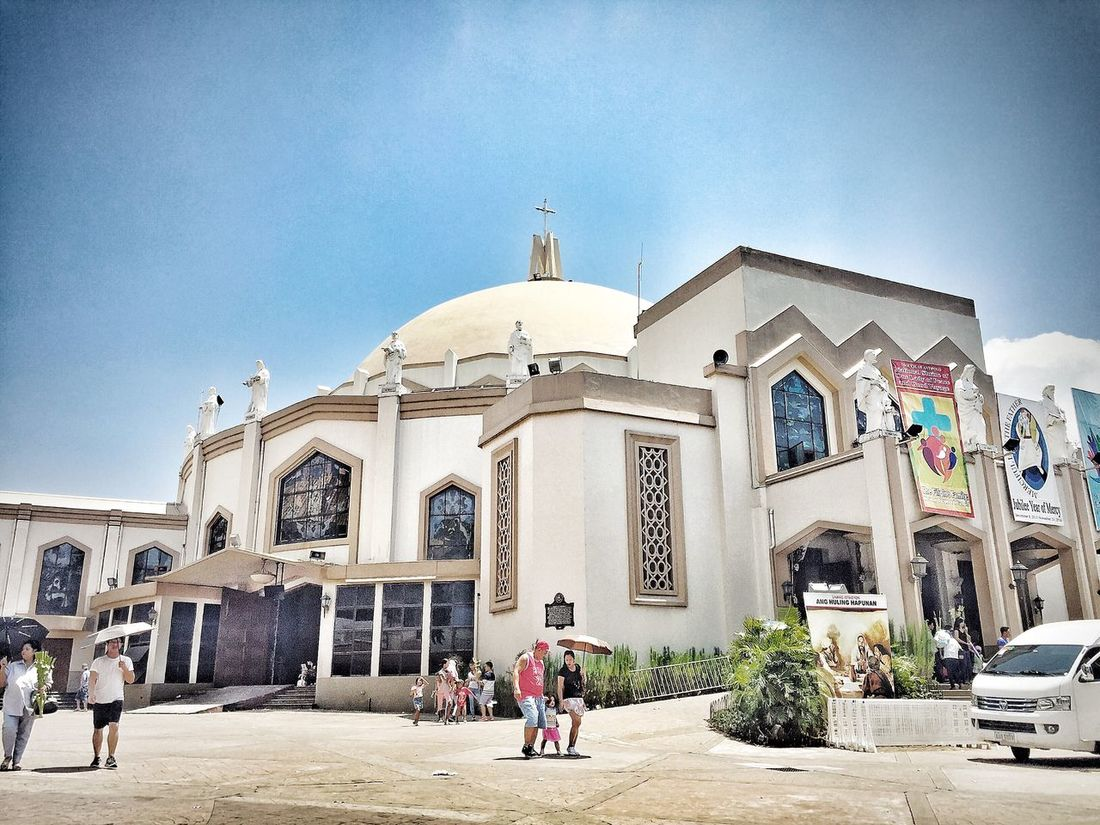 Antipolo Cathedral, Philippines Antipolo Chuch EyeemPhilippines PalmSunday IPhoneography Iphoneonly Familyday HolyMass Holyweek2016 Telling Stories Differently